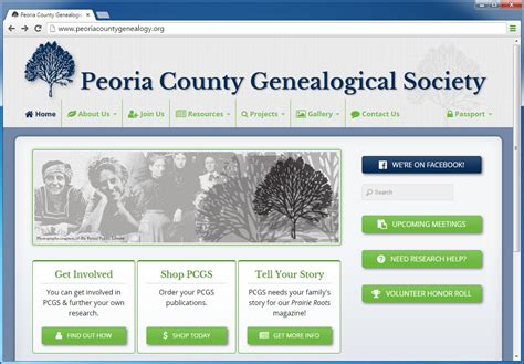 Peoria County Records Peoria County Genealogical Society Tbare