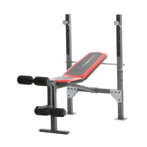weider exercise bench weider 15707 pro 250 bench sears outlet