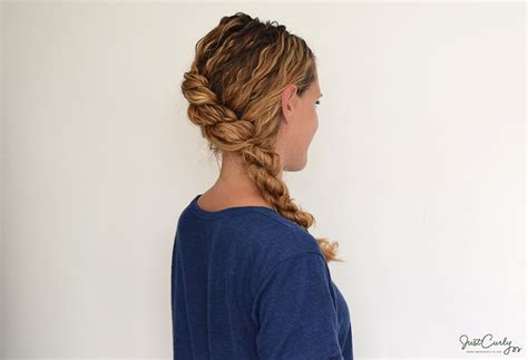 15 hairstyles inspired from rope rope braid tutorial justcurly