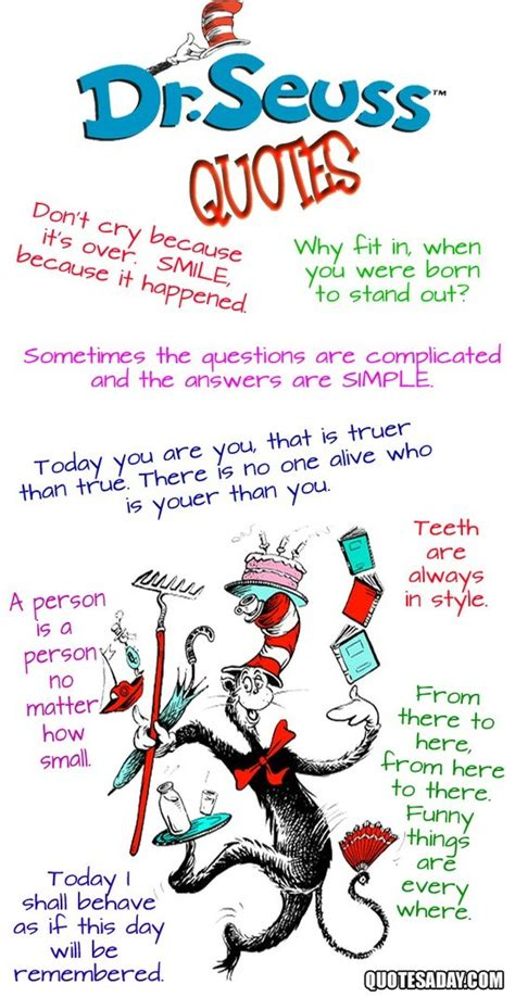 printable quotes by dr seuss 47 dr seuss birthday activities for march tip junkie