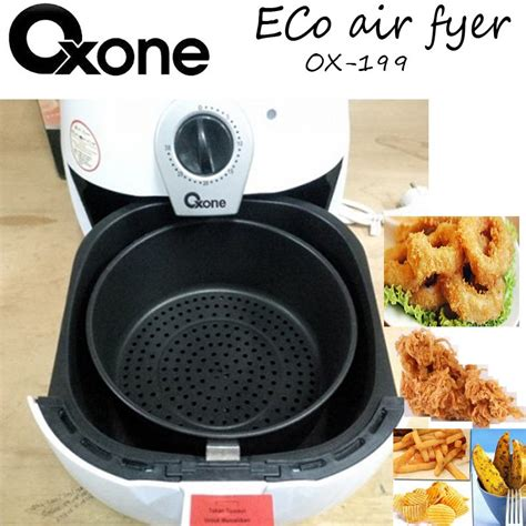 Oxone Air Fryer ox 199 eco air fryer oxone alat masak listrik philips