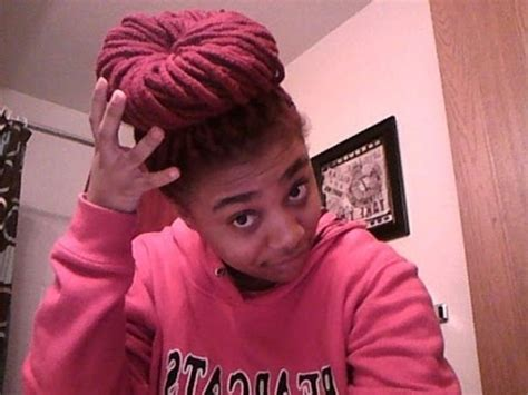 put braids in a bun quick box braids bun tutorial youtube
