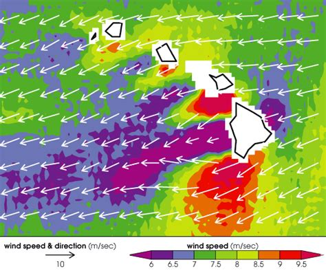 Hawaii Wind Pattern   wonk attack island wind patterns hawaiian time machine