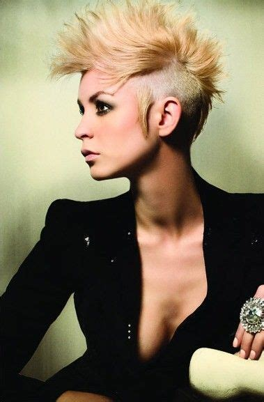 edgy rock hairstyles 17 best images about punk rock on pinterest short punk