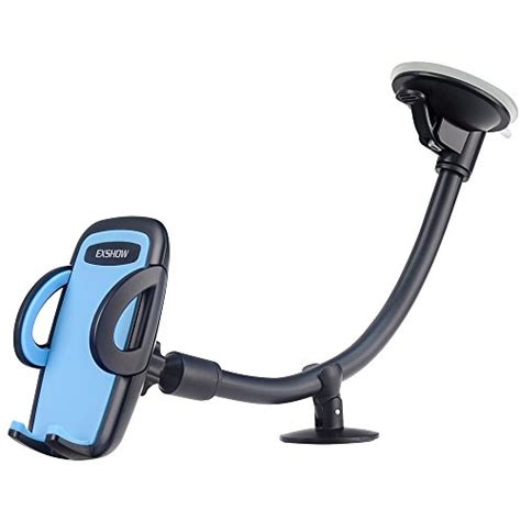 Monocozzi Mount Holder Dashboard 3 Adjustable Arm For Smartphones 21 lowest price exshow universal windshield dashboard 12 0 inches arm car phone mount holder