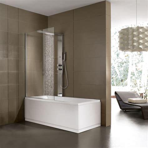 bagni con vasca moderni vasca e doccia insieme vasche da bagno