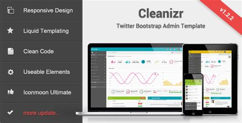 50 premium admin templates that you may fall in love with it