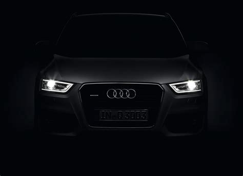 Front Light by Audi Q3 Front Light Car Pictures Images Gaddidekho