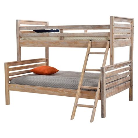 fancy bunk beds twin over full bunk bed for fancy montauk natural twin