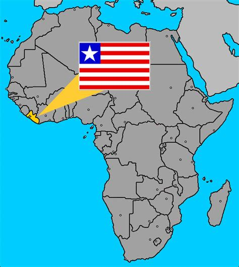 africa map liberia from a human rights at the crossroads a