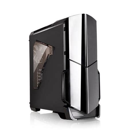 Casing Thermaltake N21 Black thermaltake versa n21 black atx mid tower gaming pc ebay