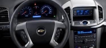Chevrolet Captiva 2014 Interior 2014 Chevrolet Captiva Interior
