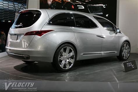 New Chrysler Minivan by Chrysler New Minivan