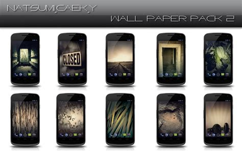 wallpaper android pack android phone wallpaper pack 2 by natsum i on deviantart