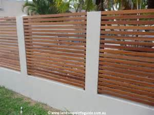 Wooden Wall Trellis Brick Wooden Fence And Electric Gates Search