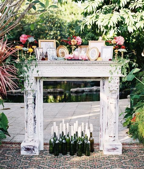Best 25  Wedding mantle ideas on Pinterest   Wedding