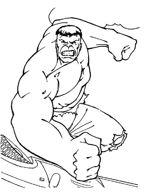 hulk coloring pages   print hulk coloring pages