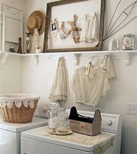 Vintage Laundry Room Decor With Vintage Laundry Hers Vintage Laundry Room Decorating Ideas