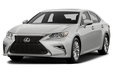 lexus sedan 2016 2016 lexus es 350 price photos reviews features
