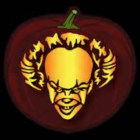 printable pumpkin stencils pennywise it pennywise 2017 02 co stoneykins pumpkin carving
