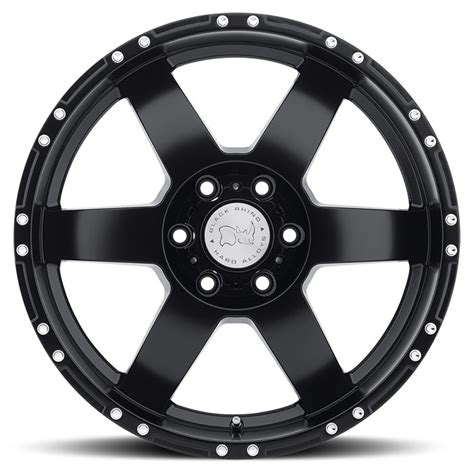 New Wheels Truck New Arcos Rugged Wheels From Black Rhino Wheels Look Great