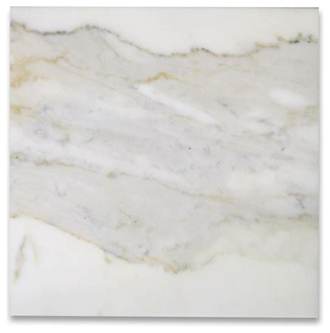 calacatta gold 12 x 12 tile polished marble from italy tile by stone center online