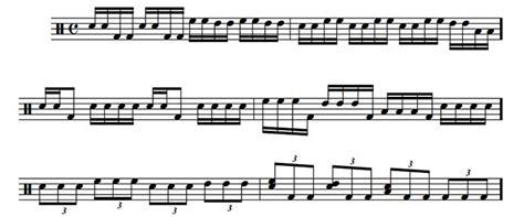 drum pattern fill 15 fun drum fills