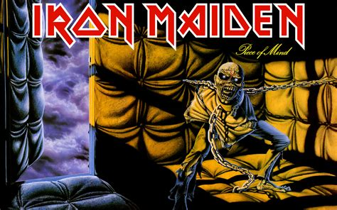 Cd Iron Maiden Of Mind ximmix metal album covers and wallpapers