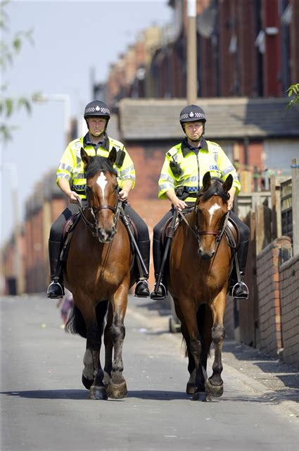 Mounted Section West Yorkshire Police