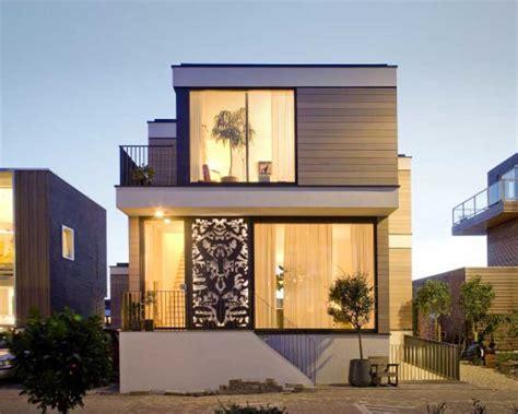 ijburg home amsterdam house stenger  architect