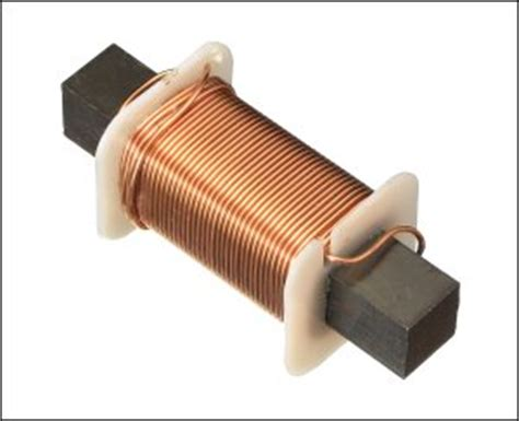 what is an iron inductor inductor