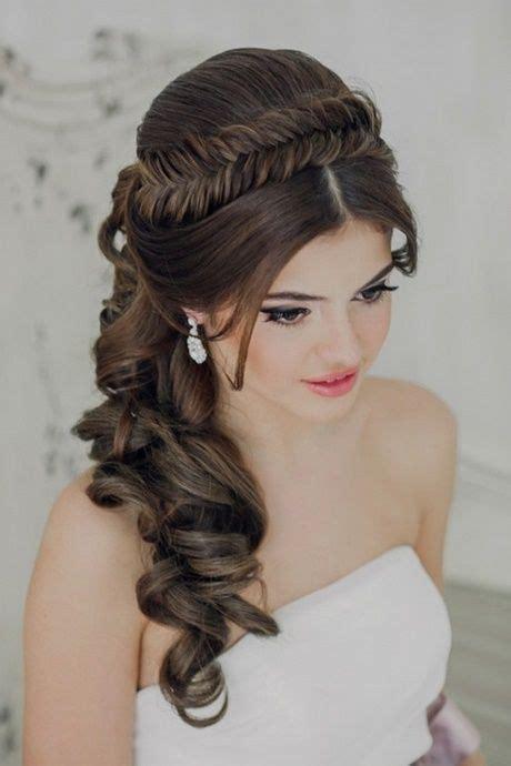 peinados  novias hair styles long hair styles