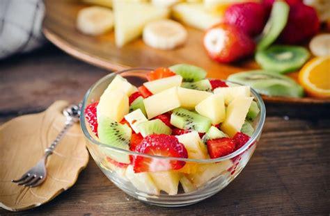 membuat es buah cara membuat es buah enak dan praktis resep masakan
