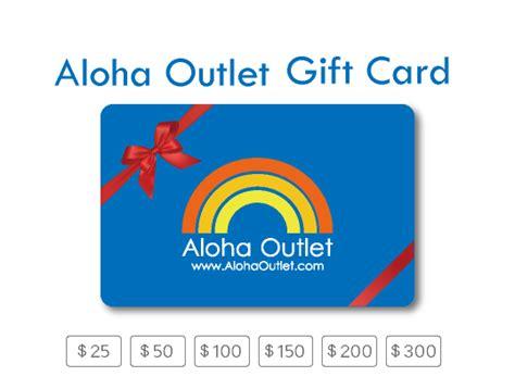 Aloha Gift Cards - hawaiian gifts free shipping from hawaii
