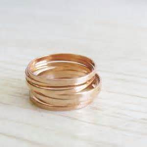 gold ring 8 above the knuckle rings gold stacking
