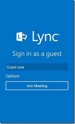 lync 2013 mobile microsoft updates lync mobile client no longer requires