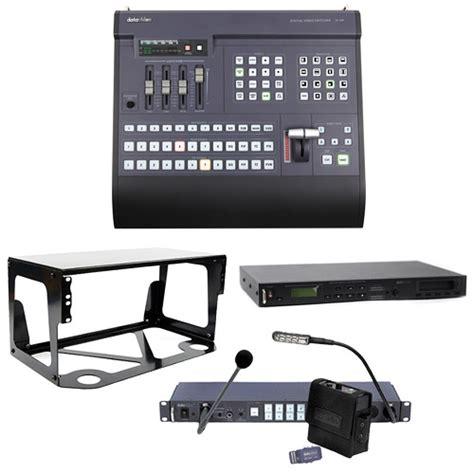 Datavideo Se 500 4 Channel Mixer Switcher datavideo se 600 switcher studio kit se600sk b h photo