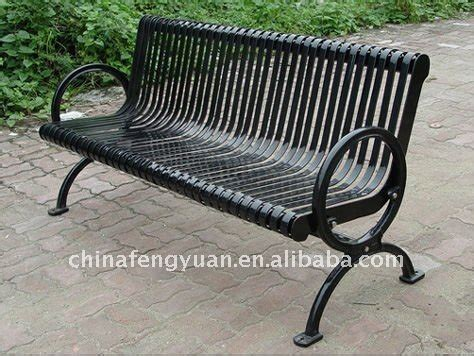 park bench productions park benches metal