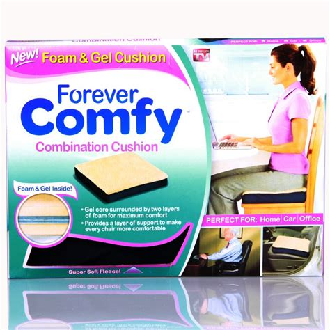 Comfy Reviews by Comfy Gel Cushion Review