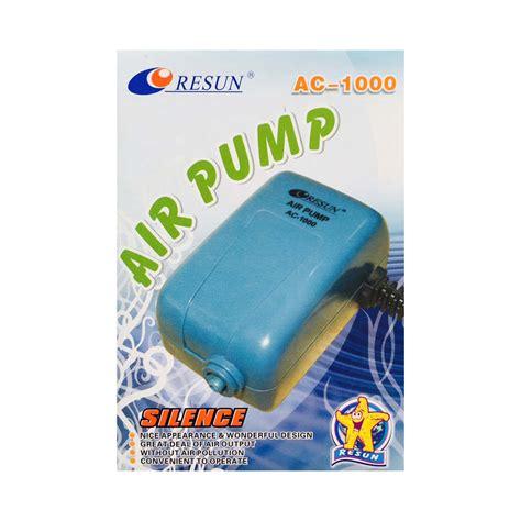 Airpump Resun Ac 9901 resun ac1000 air