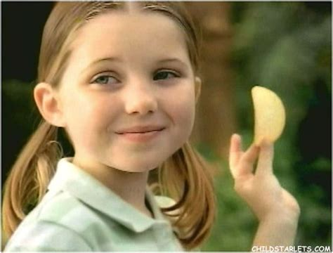 child stars and actresses in television commercials quot pringles quot child actresses young actresses child starlets