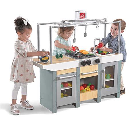 kidkraft kitchen island time to pretend on familycircle the insider