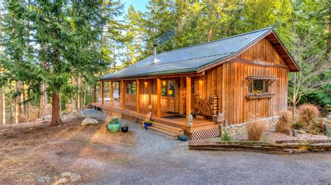 Orcas Island Cabin by An Orcas Cabin And Yurt For The Island Lifestyle