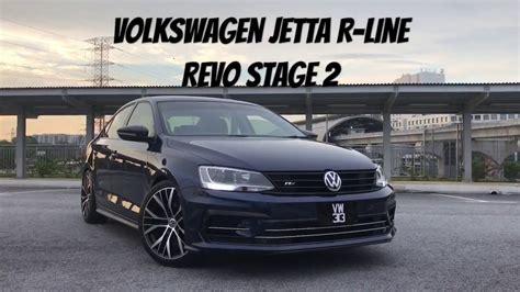 volkswagen jetta r line volkswagen jetta r line revo stg2 youtube