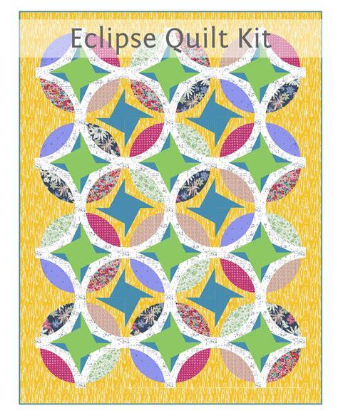 quilt pattern eclipse sew ready the prettiest eclipse quilts color girl