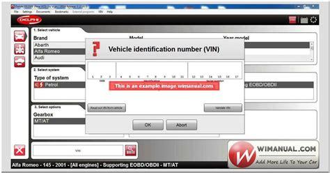 delphi cars trucks dse   official  setup manual auto workshop repair manuals