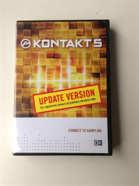 ni kontakt full version native instruments kontakt player 5 download ggetcenter
