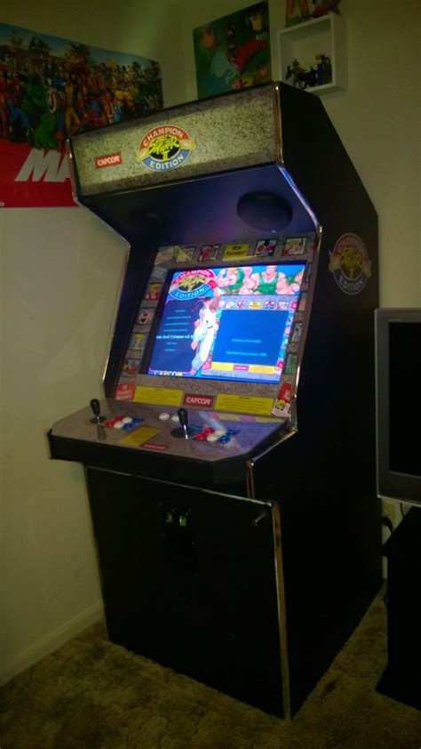 street fighter 3 cabinet arcadecab mame and arcade news page 2014 news archive