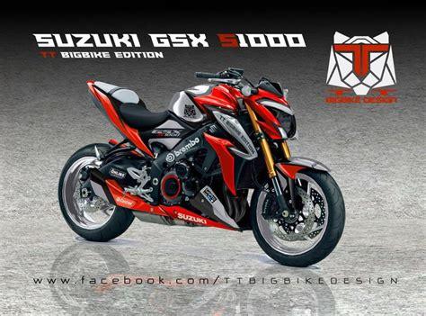 Suzuki Bigbike Suzuki Gsx S 1000 By Tt Bigbike Design Suzuki Gsx S1000f