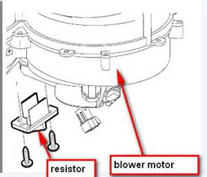 where is the blower motor resistor located on 2005 trailblazer chrysler 300 blower resistor location get free image about wiring diagram